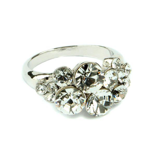 Сваровски кольцо