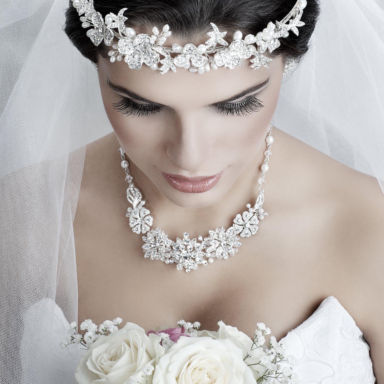 бижутерия свадебная фото