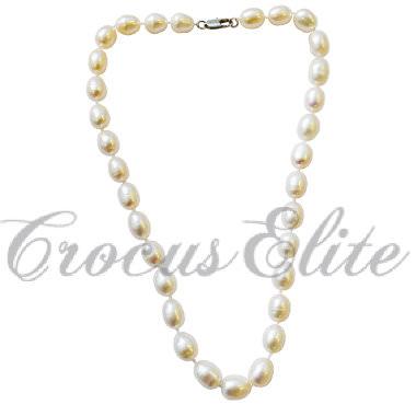 Ожерелье из натурального жемчуга купить в спб